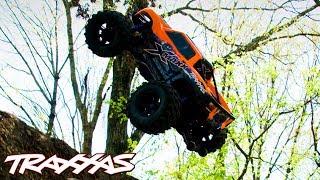 Ultimate Monster Truck   Traxxas X-Maxx Now in Orange