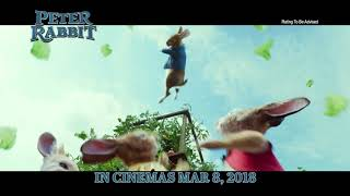 Peter Rabbit Movie - Official Trailer (HD) - In Singapore Theatres 1 March 2018 thumbnail