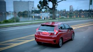 2015 Honda Jazz/Fit - Running Footage