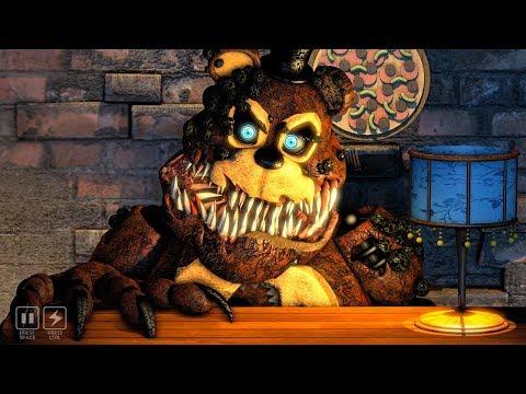 [SFM FNAF] Twisted Freddy salvage