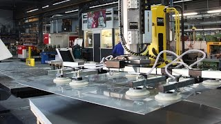 Sheet & Plate handling, Vacuum handling, dotec