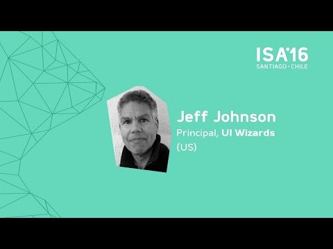[ISA16] Jeff Johnson: Designing for an Aging Population