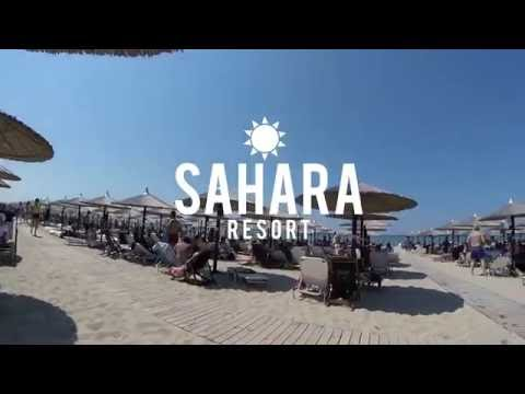 Sahara Resort | Zoo Radio Event