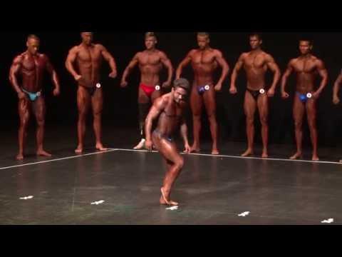 2016 Alberta Southern Championships - Men's Junior Bodybuilding