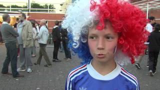Euro 2016 : les supporters français réunis à Montigny-le-Bretonneux