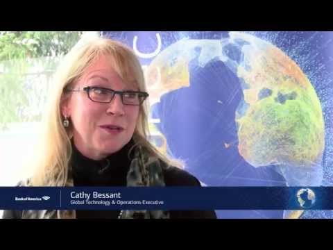 Cathy Bessant at Davos – Environmental Concerns in CSR