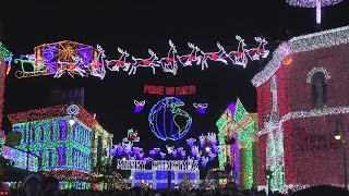 NEW 2014 Osborne Family Spectacle of Dancing Lights - Disney