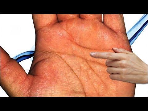 FULL Female Palm & Hand Reading Palmistry #15