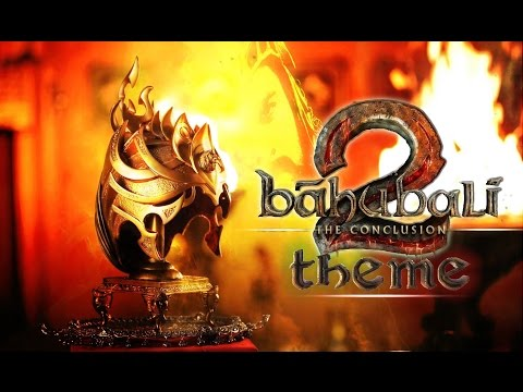 Bahubali The Conclusion full leaked theme song 2017 | shahorey Bahubali | loop remix
