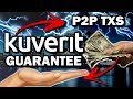 Kuverit P2P Transactions: Eliminate Fraud Globally!! Secure & Guaranteed Transactions