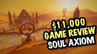 This Game Review cost $11,000!!!  - Soul Axiom Review