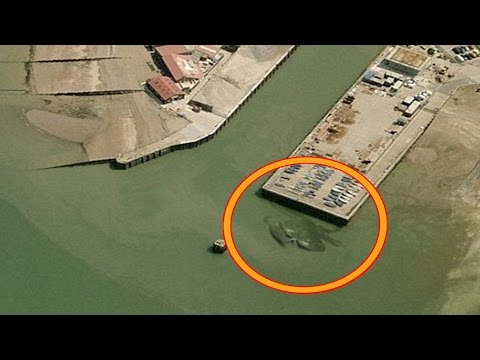10 Creepy Things Found In Google Maps