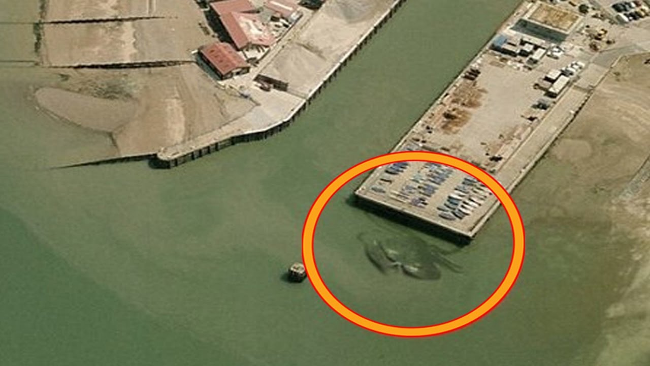 10 Creepy Things Found In Google Maps Youtube