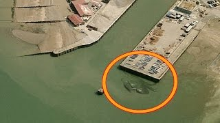 10 Creepy Things Found In Google Maps Free HD Video
