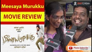 Meesaya Murukku Movie Review | Adhi | Vivek - 2DAYCINEMA.COM