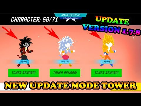 💛 Download New Update Version 1.7.8 💛 STick Shadow War Fight 1.7.8 GOKU APK#13 | Gaming #FHD