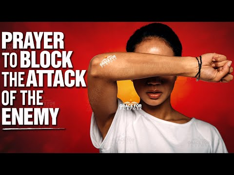 Powerful Prayer To BLOCK All Of The Enemies Plans   Prayer For Protection