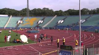 Deaflympics - Sofia 2013 - Athletics - July 30th 2013 - Part Two