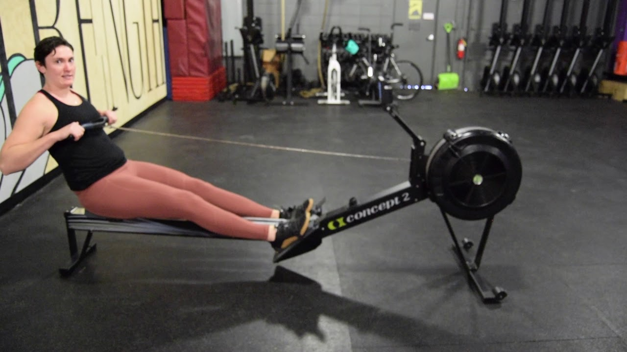 Improve Your Rowing Game