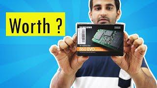 [HINDI] Do Samsung EVO 860 Worth Extra Money ??