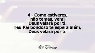 25/10/2020 - Culto 9hs - Rev Juarez Marcondes Filho