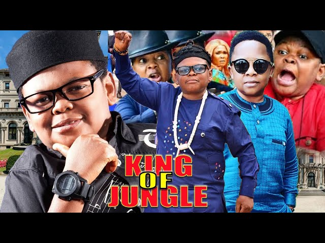 King Of The Jungle Complete Part 3&4(New Movie Hit)- Aki And Paw-Paw Latest Nigerian Nollywood Movie