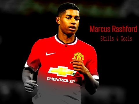 Marcus Rashford | Skills & Goals (Highlights from Manchester United Vs Arsenal) HD