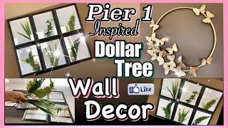 Dollar Tree DIY WALL DECOR