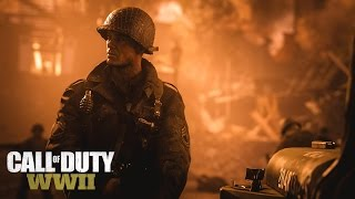 official call of duty wwii reveal trailer