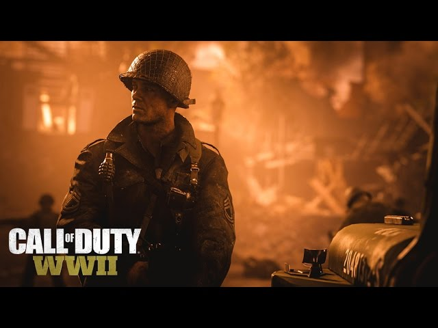 Call of duty: WWII estrena nuevo tráiler oficial