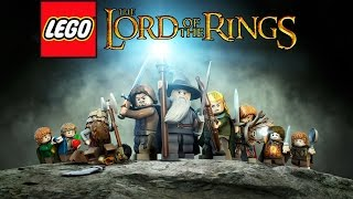 LEGO The Lord of the Rings. Лего Властелин колец.