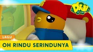 Oh Rindu Serindunya | Didi & Friends Lagu Kanak-Kanak | Didi Lagu Baru