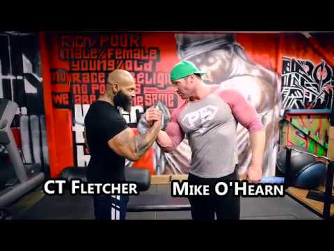 Birthday Squats - 47 Consecutive Reps at CT Fletcher's Iron Addicts Gym