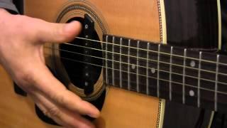 Бой для начинающих на гитаре