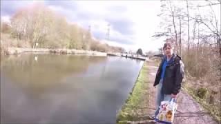WOW onverwacht vinden aan het einde van de dag. Magneetvissen op de rivier.