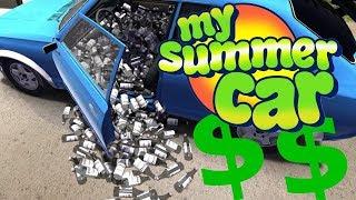 Lajwidło (#42) - My Summer Car 💸 Need for Money KURDE