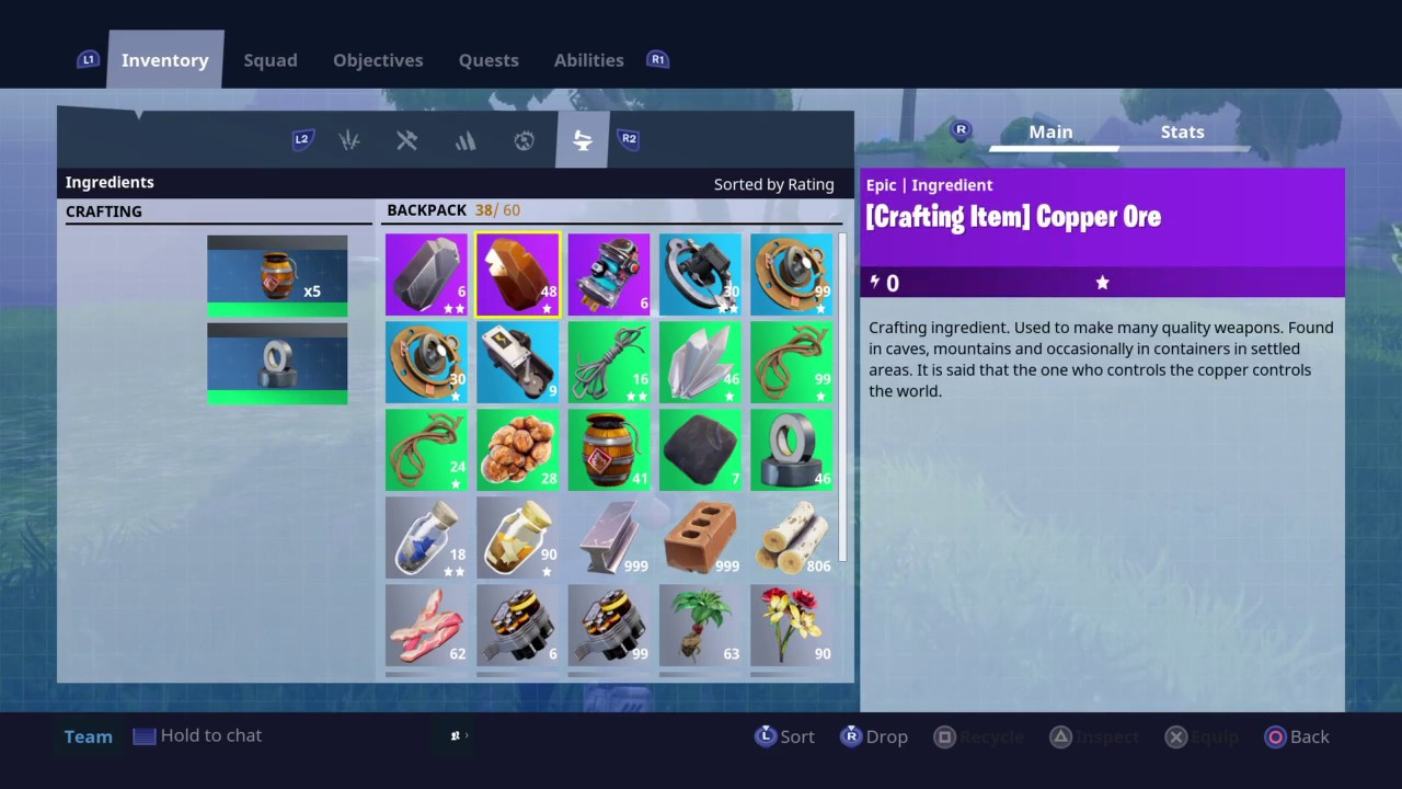 Best Farm In Fortnite Fastest Way To Get Rare Resources