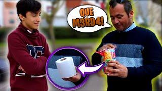 OFERECI PRENDAS DE NATAL A DESCONHECIDOS! - PRANK