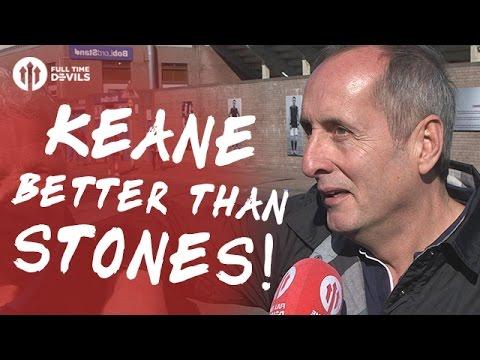 OPPO: Keane Better Than Stones! | Burnley 0-2 Manchester United | FANCAM