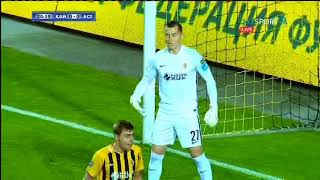 Қайрат - Астана (1:2) Обзор матча  Кайрат - Астана 