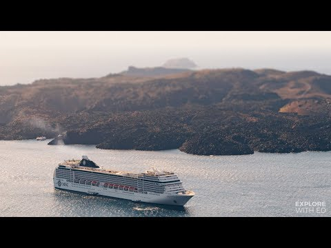 MSC Musica Eastern Mediterranean Cruise 2017 - Italy, Greece and Montenegro