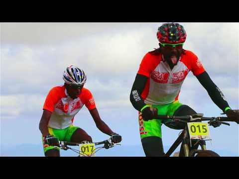 Mount Kenya Trust 10to4 Mountain Bike Challenge - Day One
