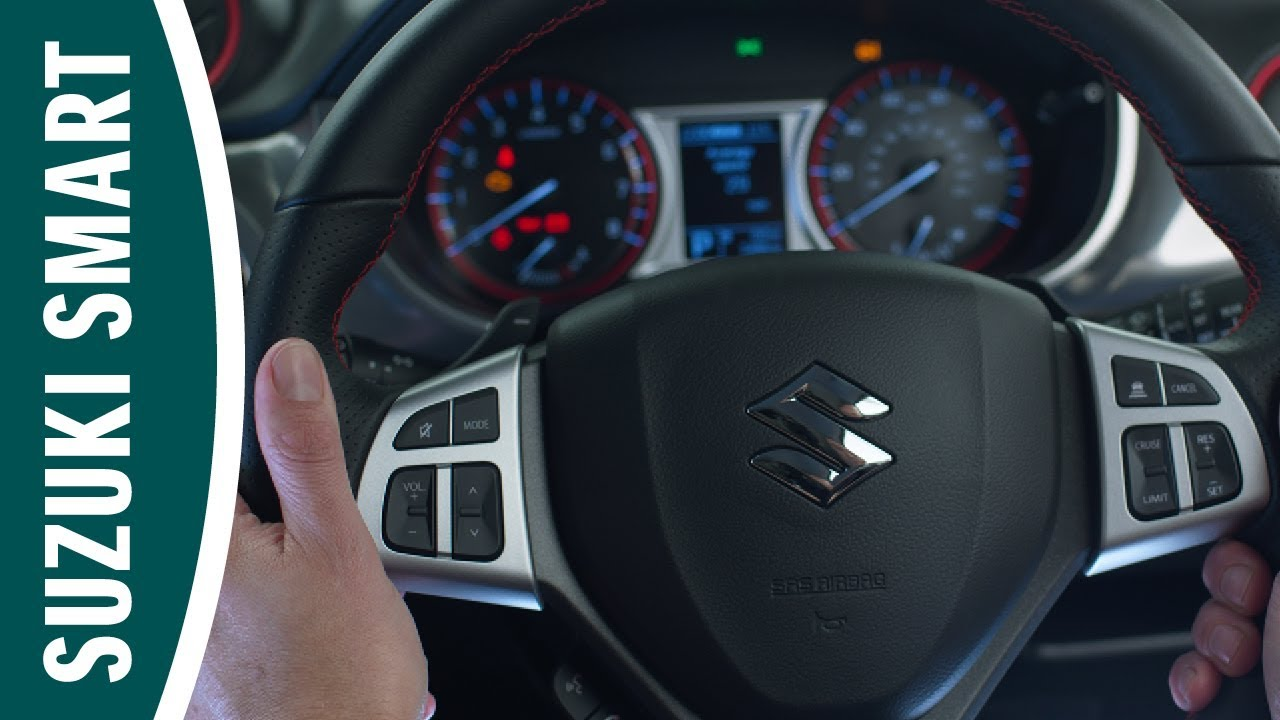 How To Use Cruise Control | Get Suzuki Smart | Suzuki UK