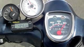 スーパーカブ50 デイトナ88cc 加速 thumbnail