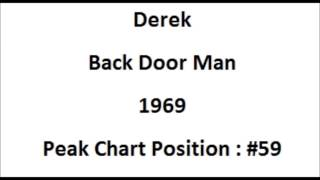 Derek   Back Door Man