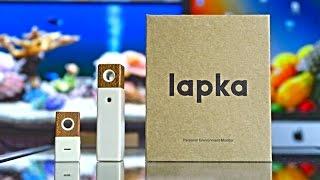 Lapka - Датчики окружающей среды (Радиация+Влажность)