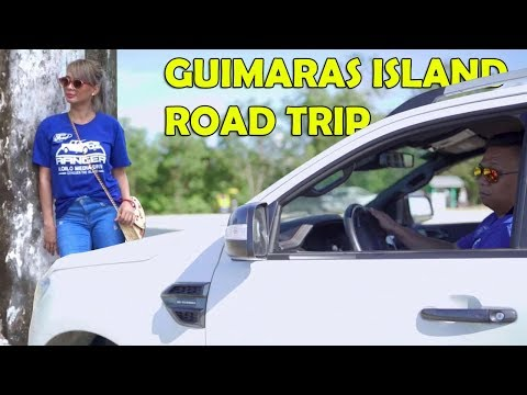 GUIMARAS ISLAND - Ultimate Road Trip with Ford Ranger - Ilonggo Dad Vlog