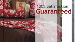 Jeanette Deluxe Bed Set - Full - lonestarwesterndecor.com