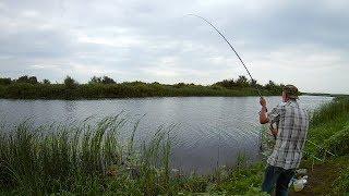 Подготовка фидера к рыбалке.Дальность заброса и определение расстояния падения кормушки