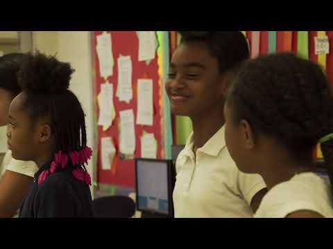 Dance To Learn 2019 - Lela Aisha Jones/Fly Ground Dance at Wiggins Elementary School